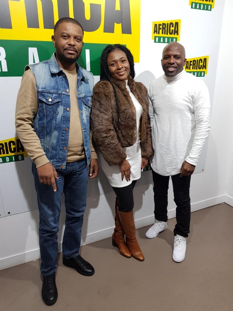 Michel Mutahali & Dena Mwana